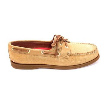 Sperry Top-Sider A/O - 2-Eye - Gold / Sparkle