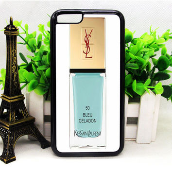 Yves Saint Laurent Bleu Celadon iPhone 6 | 6 Plus | 6S | 6S Plus Cases haricase.com