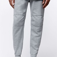 Bullhead Denim Co. Fleece Jogger Pants - Mens Pants - Gray