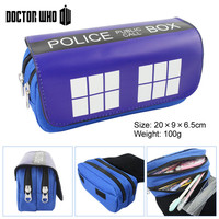 Doctor Who T.A.R.D.I.S. Pencil Case