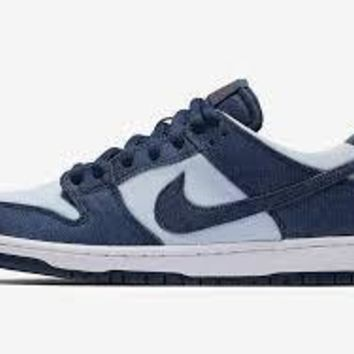Nike Sb Zoom Dunk Low Binary blue