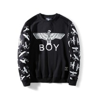 spbest Boy London Boy Circle Sweater