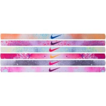 Nike Women s Graphic Headbands - 6 Pack - Dick s Sporting Goods 1ca67c42a7b