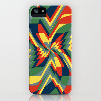 """X"" stract  (Available in the Society 6 Shop) iPhone & iPod Case by Ashley B. 