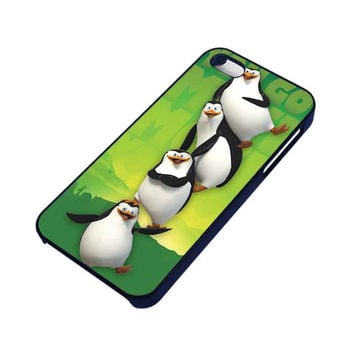 THE PENGUINS OF MADAGASKAR all character iPhone 5 / 5S case