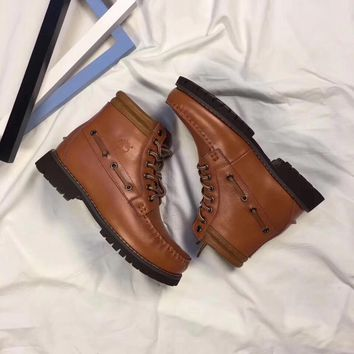 shosouvenir Timberland  Waterproof Martin boots for men and women