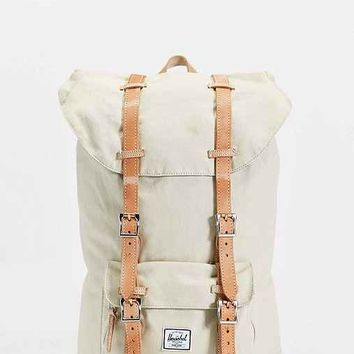 Herschel Supply Co. Little America Select Cotton Canvas Backpack-