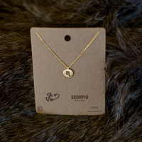 Must Have Scorpio Necklace