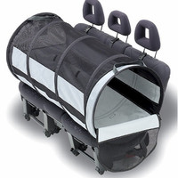 Large Pet Tube Car Kennel