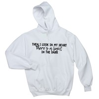 Niall Horan - Flicker - Light in the Dark Unisex Adult Hoodie Sweatshirt