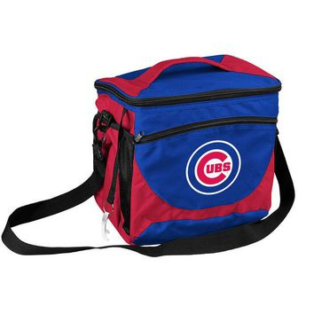 ONETOW MLB Chicago Cubs 24 Can Cooler