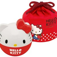 Hello Kitty w/Pouch Lunchbox LMT3 Ball Cube