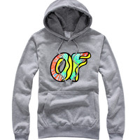 2016 New Fashion Men Odd future Hoodies Skateboard Men Sweatshirt odd-future Shits Golf Wang 12 Colors Casual Pullover Coat