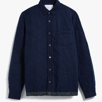 Sacai / Shirt in Navy