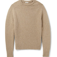 Saint Laurent - Crew Neck Wool Sweater | MR PORTER