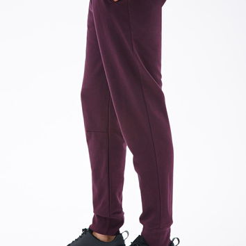 Heathered Drawstring Sweatpants
