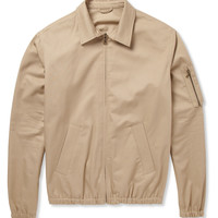 A.P.C. - Cotton-Twill Lightweight Bomber Jacket | MR PORTER