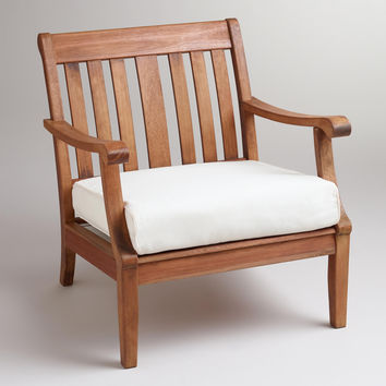 St. Martin Occasional Chair with Cushion - World Market