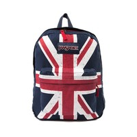 JanSport Super FX Union Jack Backpack