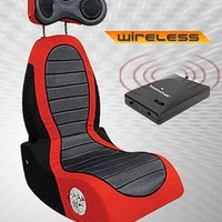 Lumisource Pulse BoomChair and Wireless Transmitter