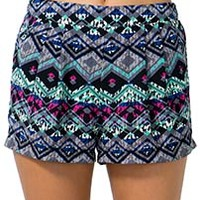 Allover Tribal Soft Short