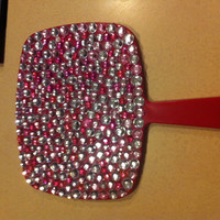 Embellished Hand Mirror