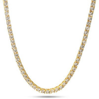 VERITAS - DIAMOND LINK NECKLACE