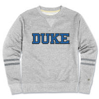 Duke University Collection of Gifts - Duke® Rosaura Crew Neck Sweatshirt by Alta Gracia®