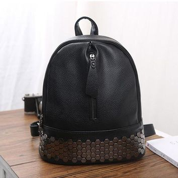 Bolish Leather Backpack