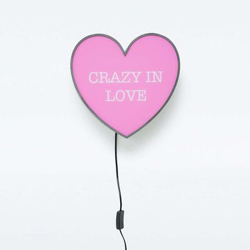 Crazy In Love Light Box - Urban Outfitters
