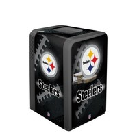 NFL Pittsburgh Steelers Portable Party Fridge