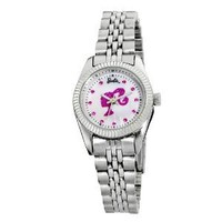 Armitron Women's 3500025 Barbie Crystal Accented Silver-Tone Bracelet Watch