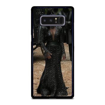 ONCE UPON A TIME EVIL QUEEN Samsung Galaxy Note 8 Case