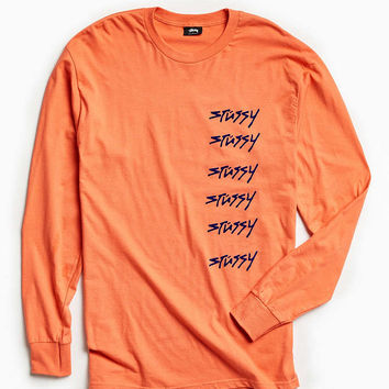 Stussy 6X Long Sleeve Tee - Urban Outfitters