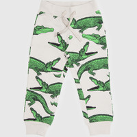 Mini Rodini Crocodile Sweatpants