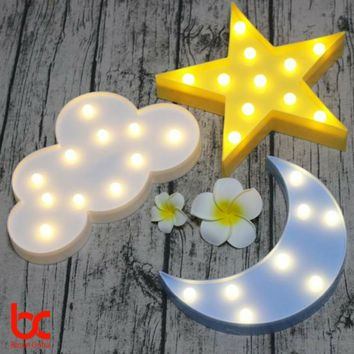 Children's Room Decoration Lights - Sky Theme