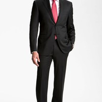 Canali Classic Fit Wool Suit (Free Next Day Shipping)