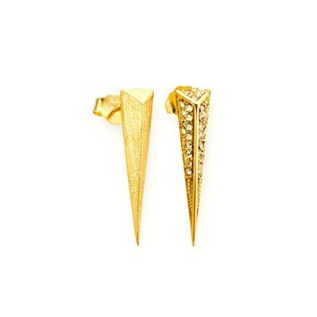 Dagger Earrings with Post