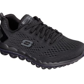 SKECHERS WOMAN'S SKECH-AIR 2.0 TRAINING SHOES 12101/BBK