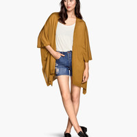 Wide-cut Cardigan - from H&M