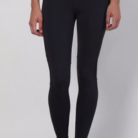 Leggings L707 Black Emana