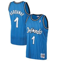 Orlando Magic Penny Hardaway Mitchell & Ness Blue 1994-95 Hardwood Classics Swingman Jersey - Best Deal Online