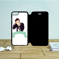Troye Sivan Cover iPhone 6 Flip Case Dewantary