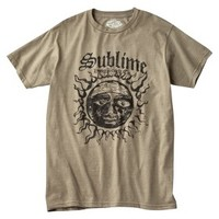 Men's Sublime Graphic Tee - Olive