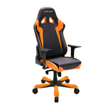 DXRACER SK00NO office chair gaming chair automotive seat computer-Black & Orange