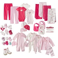 JUST ONE YOU® Made by Carters Newborn Girls' Elephant Collection