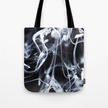 Liquid harmony Tote Bag by happymelvin