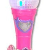 Minnie's Bowtique Music and Light Microphone
