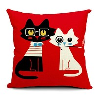 Indoor Cushion Cover