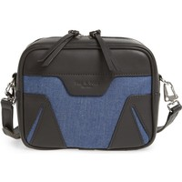 rag & bone Mini Flight Leather & Denim Camera Bag | Nordstrom